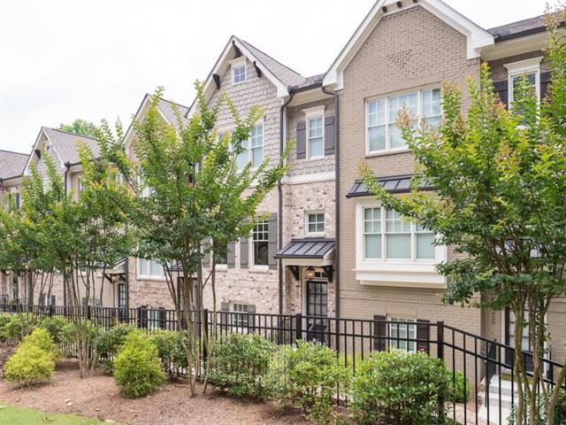 4002 Chastain Preserve Way NE #4002, Atlanta, GA 30342 (MLS #6024169) :: RE/MAX Paramount Properties