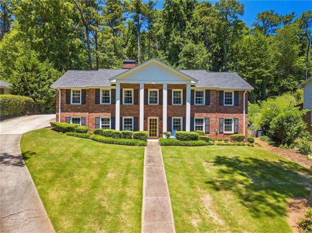 325 Lake Crest Drive, Roswell, GA 30075 (MLS #6024219) :: The Cowan Connection Team