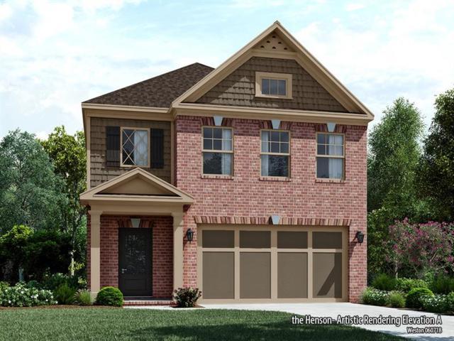 1855 Weston Lane, Tucker, GA 30084 (MLS #6024316) :: Rock River Realty