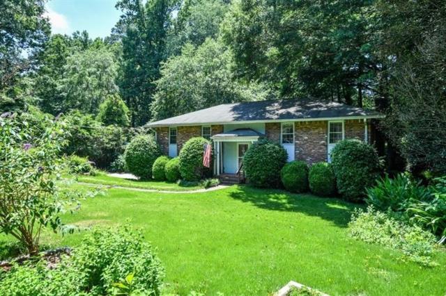 860 Foxcroft Trail SE, Marietta, GA 30067 (MLS #6024454) :: North Atlanta Home Team