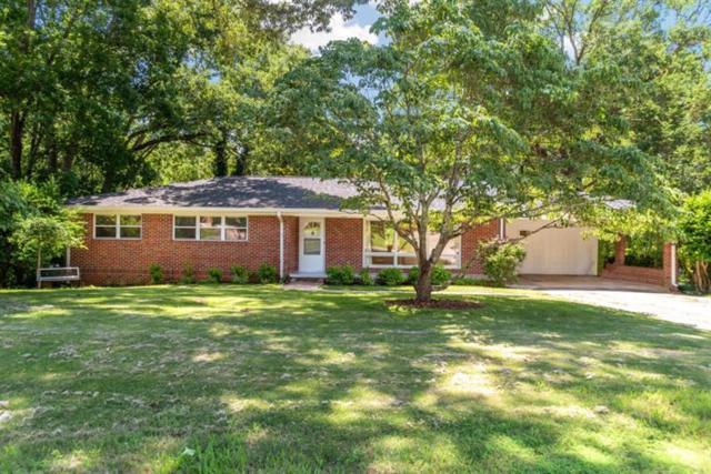 795 Beverly Drive, Gainesville, GA 30501 (MLS #6024457) :: North Atlanta Home Team