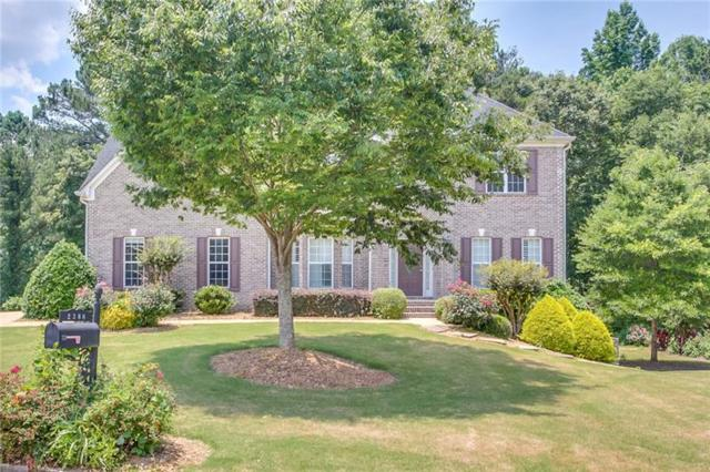 2388 Scotney Castle Lane, Powder Springs, GA 30127 (MLS #6024486) :: The Hinsons - Mike Hinson & Harriet Hinson