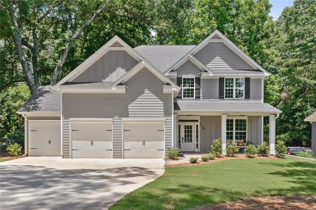 526 Whitlock Avenue NW, Marietta, GA 30064 (MLS #6024570) :: North Atlanta Home Team