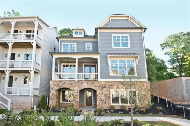 200 NE Easy Pines Way NE, Marietta, GA 30060 (MLS #6024685) :: North Atlanta Home Team