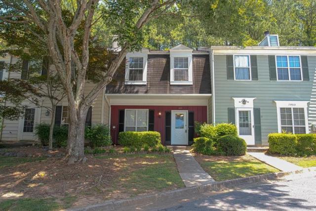 1404 Wedgewood Court, Sandy Springs, GA 30350 (MLS #6024709) :: North Atlanta Home Team