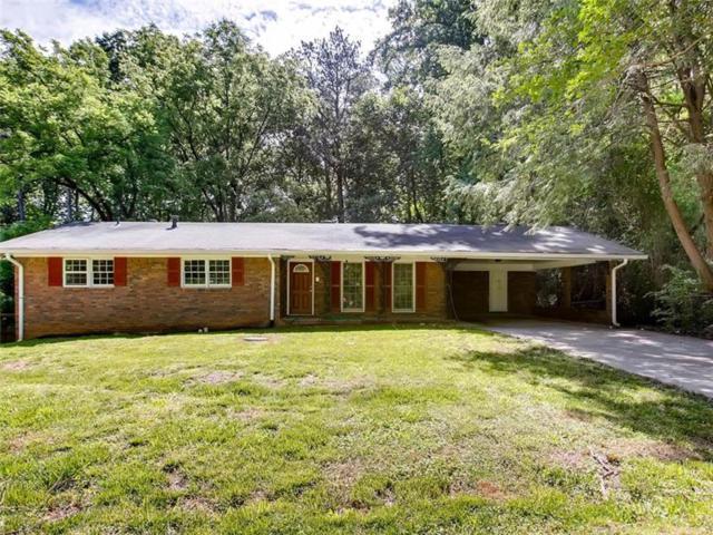 5533 Glore Drive SW, Mableton, GA 30126 (MLS #6024710) :: North Atlanta Home Team