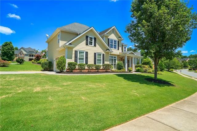 181 Mountain Vista Boulevard, Canton, GA 30115 (MLS #6024829) :: Kennesaw Life Real Estate