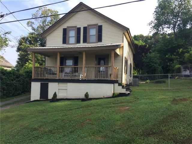 190 North Avenue, Nelson, GA 30151 (MLS #6024981) :: North Atlanta Home Team