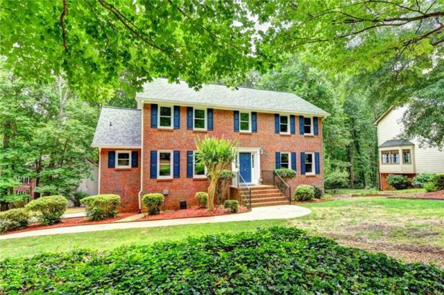 4672 Bentley Place, Peachtree Corners, GA 30096 (MLS #6025078) :: Carr Real Estate Experts