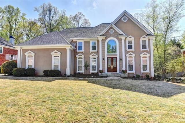 5265 Linnadine Way, Peachtree Corners, GA 30092 (MLS #6025347) :: North Atlanta Home Team