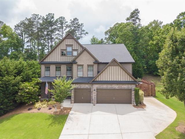 995 Liberty Ives Drive, Auburn, GA 30011 (MLS #6025358) :: RE/MAX Paramount Properties