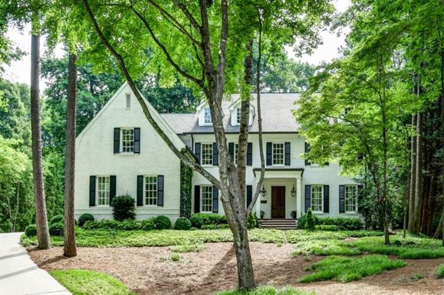 4439 Glengary Drive NE, Atlanta, GA 30342 (MLS #6025498) :: North Atlanta Home Team