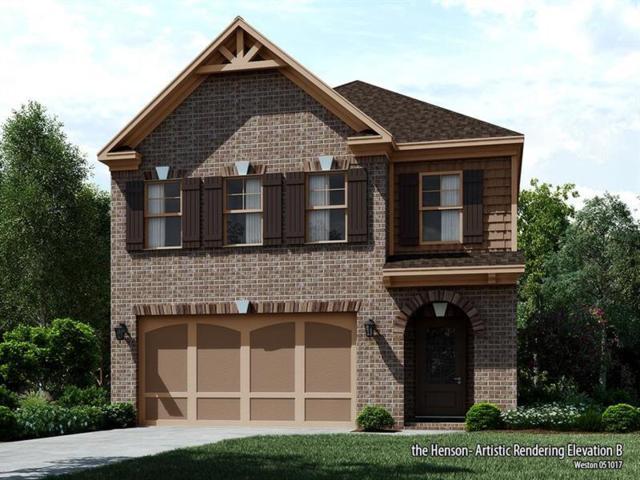 1857 Weston Lane, Tucker, GA 30084 (MLS #6025525) :: Rock River Realty