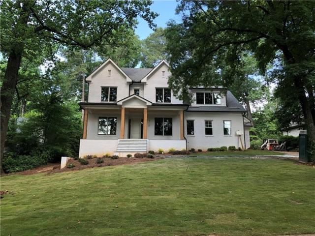3026 W Roxboro Road NE, Atlanta, GA 30324 (MLS #6025647) :: RE/MAX Paramount Properties
