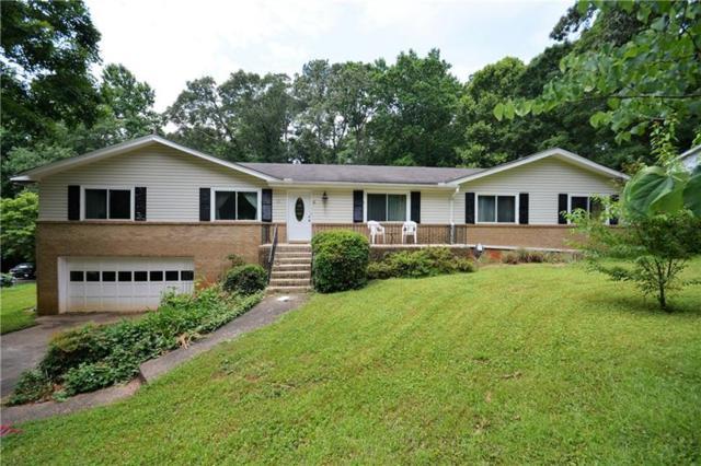 3958 Lake Drive SE, Smyrna, GA 30082 (MLS #6025656) :: North Atlanta Home Team