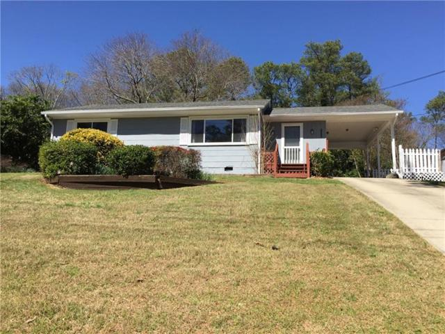 1672 Dresden Drive NE, Brookhaven, GA 30319 (MLS #6025735) :: North Atlanta Home Team
