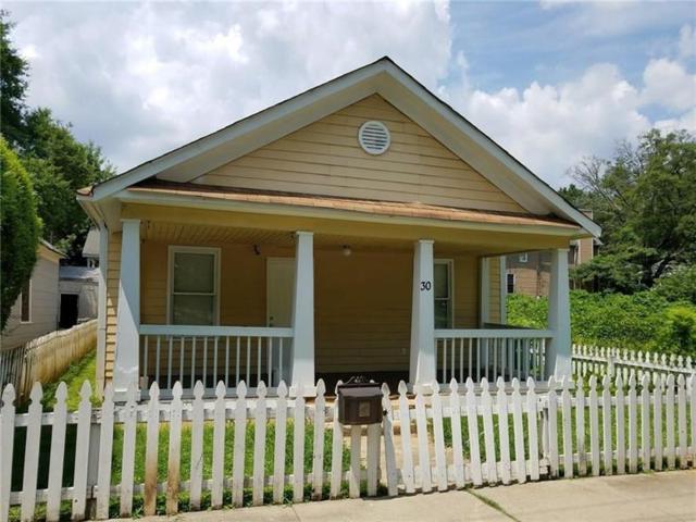 30 Ormond Street SE, Atlanta, GA 30315 (MLS #6025765) :: Iconic Living Real Estate Professionals