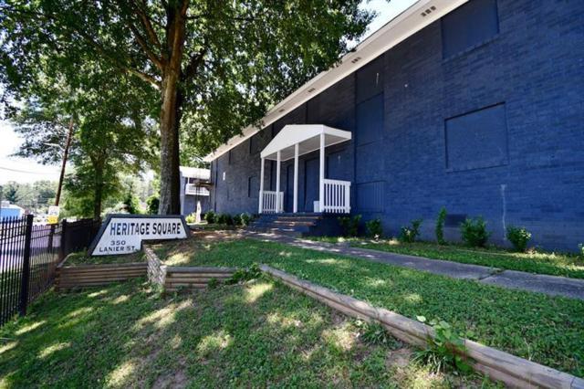350 Lanier Street NW, Atlanta, GA 30318 (MLS #6025782) :: The Russell Group