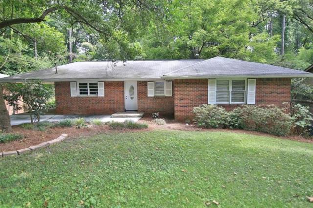 1954 Mcjenkin Drive NE, Atlanta, GA 30345 (MLS #6025869) :: Iconic Living Real Estate Professionals