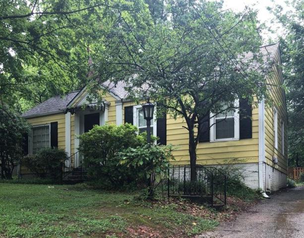 377 Deering Road NW, Atlanta, GA 30309 (MLS #6025974) :: North Atlanta Home Team