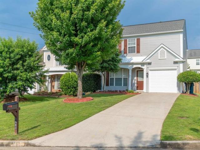 1680 Woodsford Road NW, Kennesaw, GA 30152 (MLS #6025980) :: North Atlanta Home Team