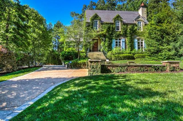 160 Peachtree Way NE, Atlanta, GA 30305 (MLS #6026061) :: Good Living Real Estate