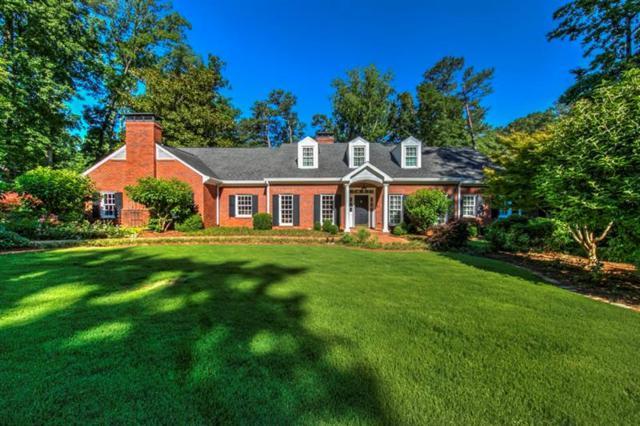 3628 Castlegate Drive NW, Atlanta, GA 30327 (MLS #6026068) :: RE/MAX Prestige