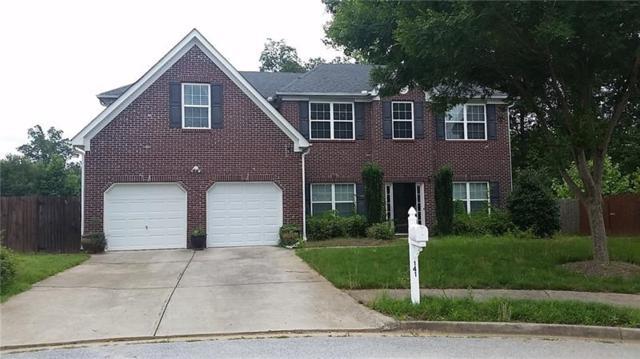 141 Porcupine Court SW, Atlanta, GA 30331 (MLS #6026074) :: Carr Real Estate Experts