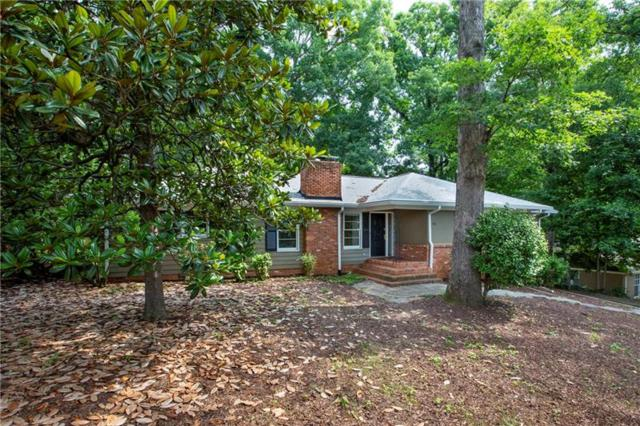 930 Ferncliff Road NE, Atlanta, GA 30324 (MLS #6026190) :: Good Living Real Estate