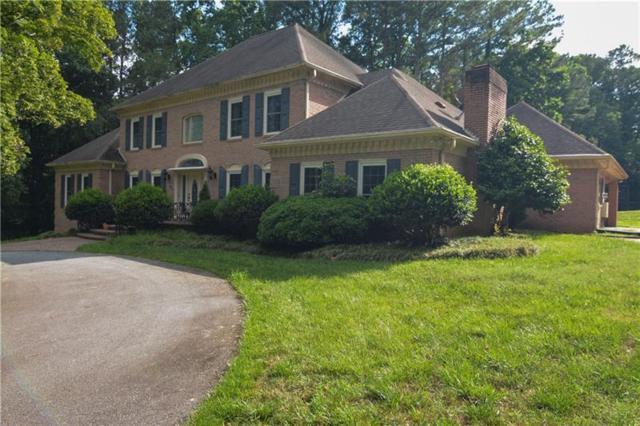 1642 Silver Hill Road, Stone Mountain, GA 30087 (MLS #6026194) :: RCM Brokers