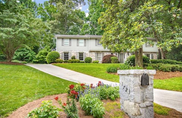 1723 Wilder Court, Dunwoody, GA 30338 (MLS #6026511) :: North Atlanta Home Team