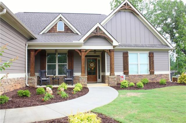 428 Tom Avery Drive, Ball Ground, GA 30107 (MLS #6026518) :: North Atlanta Home Team