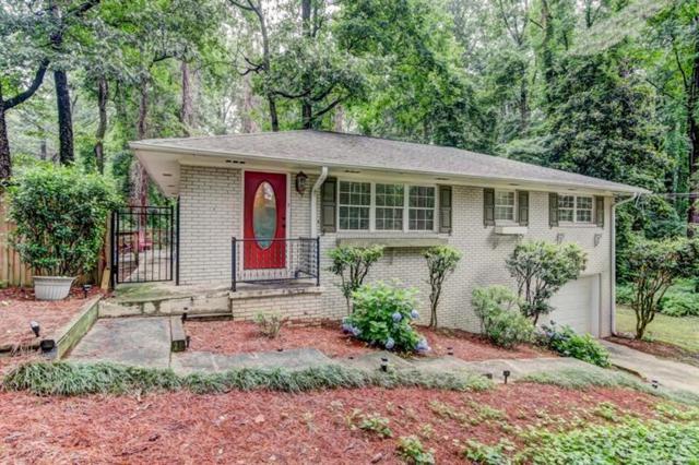 1065 Starline Drive SE, Smyrna, GA 30080 (MLS #6026527) :: North Atlanta Home Team