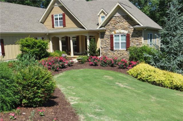 7250 Heron Lane, Dawsonville, GA 30534 (MLS #6026532) :: North Atlanta Home Team