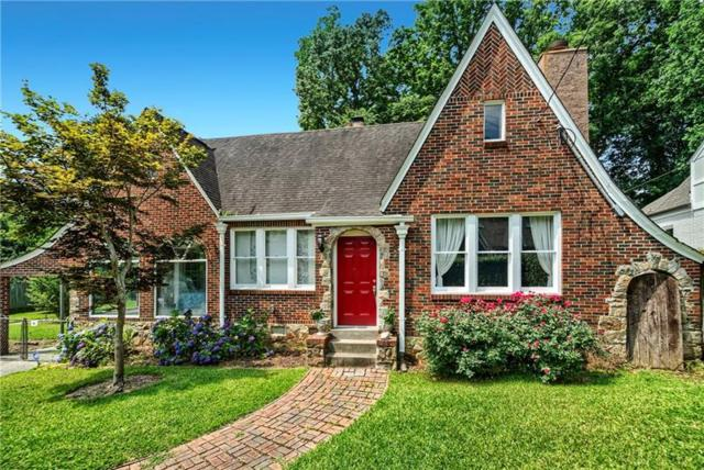 1662 N Pelham Road NE, Atlanta, GA 30324 (MLS #6026550) :: Dillard and Company Realty Group