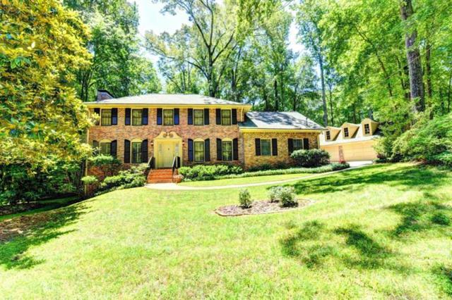 5515 Whitewood Court, Dunwoody, GA 30338 (MLS #6026627) :: North Atlanta Home Team