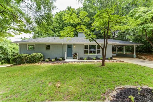 2436 Elmwood Circle, Smyrna, GA 30082 (MLS #6026630) :: Rock River Realty