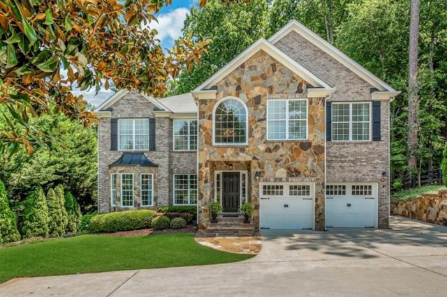 1120 Park Glenn Drive, Alpharetta, GA 30005 (MLS #6026696) :: North Atlanta Home Team