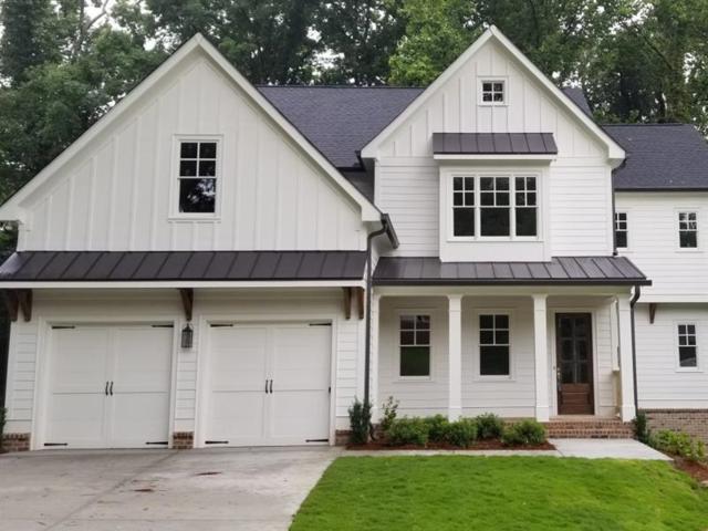 1584 Gaylor Circle SE, Smyrna, GA 30082 (MLS #6026721) :: North Atlanta Home Team