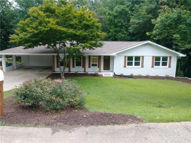 3991 N Cooper Lake Road SE, Smyrna, GA 30082 (MLS #6026759) :: North Atlanta Home Team