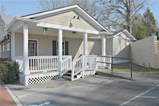 105 S Main Street, Adairsville, GA 30103 (MLS #6026786) :: North Atlanta Home Team