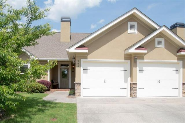 285 Summit Drive, Dahlonega, GA 30533 (MLS #6026856) :: North Atlanta Home Team