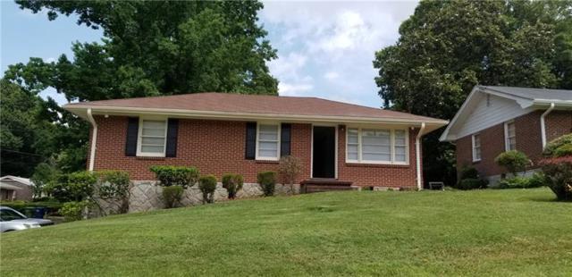 2000 Blayton Circle NW, Atlanta, GA 30314 (MLS #6026874) :: Carr Real Estate Experts