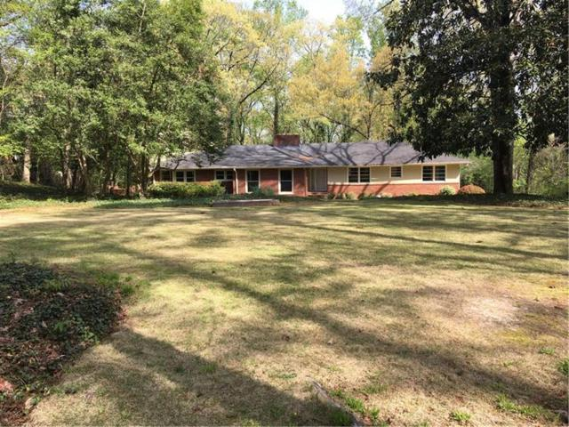 1235 Mount Paran Road NW, Atlanta, GA 30327 (MLS #6026906) :: Ashton Taylor Realty