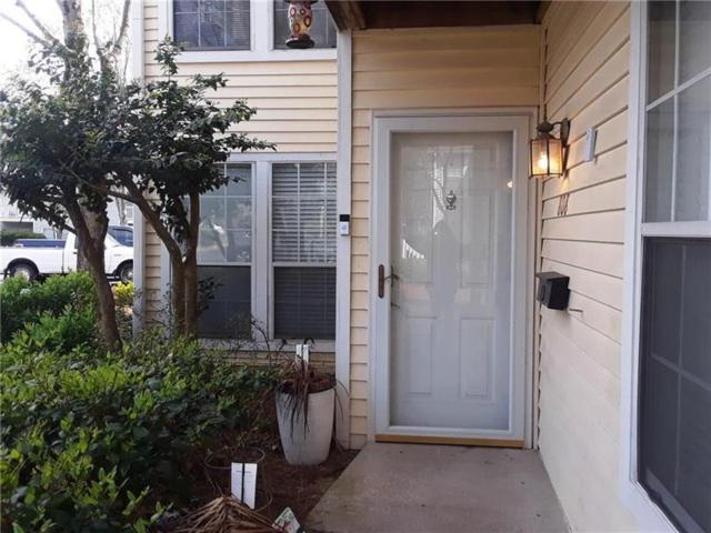 808 Gettysburg Place #808, Sandy Springs, GA 30350 (MLS #6026941) :: North Atlanta Home Team