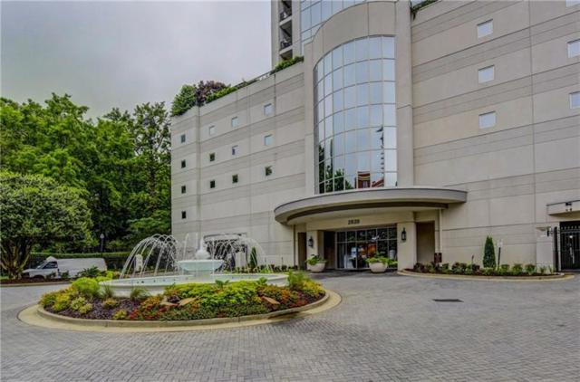 2828 Peachtree Road NW #1704, Atlanta, GA 30305 (MLS #6026998) :: The Justin Landis Group