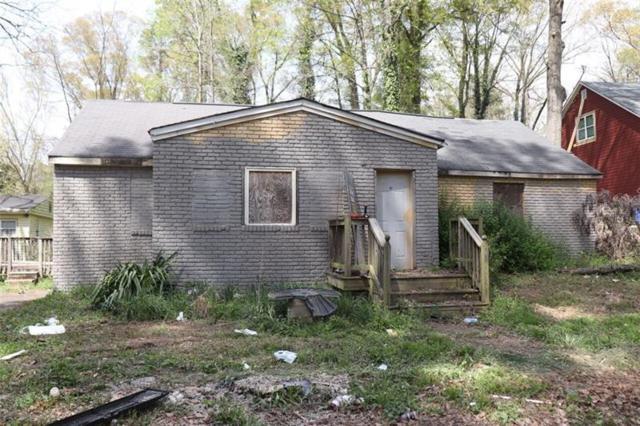 405 New Jersey Avenue NW, Atlanta, GA 30314 (MLS #6027025) :: RE/MAX Paramount Properties
