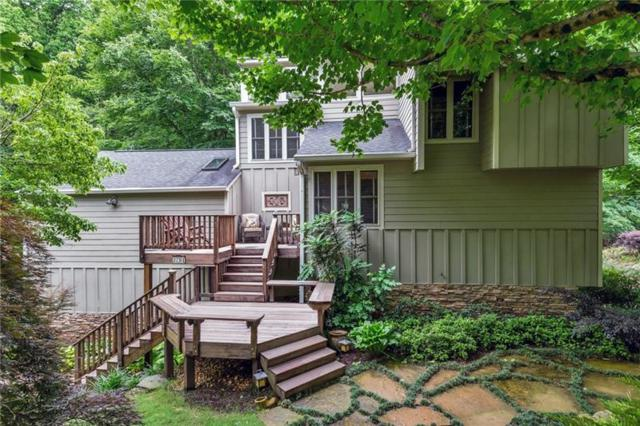 3791 Oxford Way E, Marietta, GA 30062 (MLS #6027039) :: RE/MAX Paramount Properties