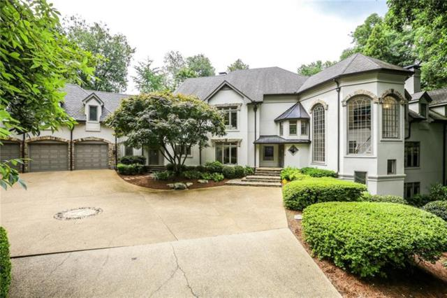 1890 W Paces Ferry Road NW, Atlanta, GA 30327 (MLS #6027073) :: Ashton Taylor Realty