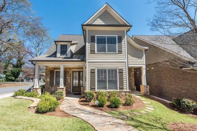 170 Red Buckeye Avenue, Marietta, GA 30060 (MLS #6027076) :: North Atlanta Home Team